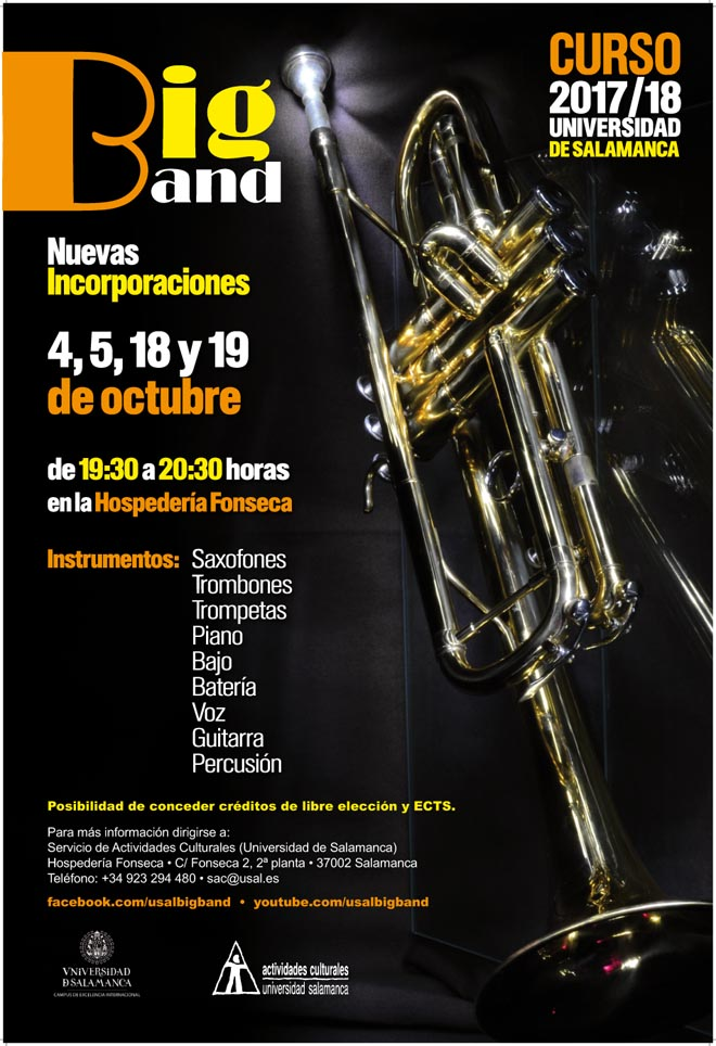 Big Band Cartel 2017